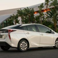 2016 Toyota Prius Two Eco Rear Profile