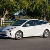 2016 Toyota Prius Two Eco Street Drive