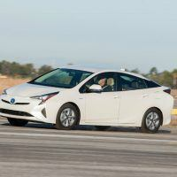 2016 Toyota Prius Two Eco Test Drive