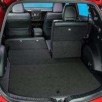 2016 Toyota RAV4 Cargo Area