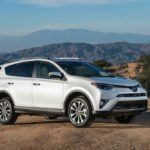 2016 Toyota RAV4 Limited Off Road