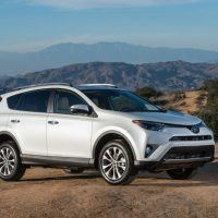 2016 Toyota RAV4 Limited Off-Road