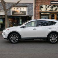 2016 Toyota RAV4 Limited Street Drive