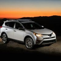 2016 Toyota RAV4 Limited Sunset