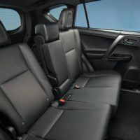 2016 Toyota RAV4 Rear Bench