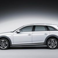 2017 Audi Allroad Left Side Profile