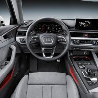 2017 Audi Allroad Steering Wheel