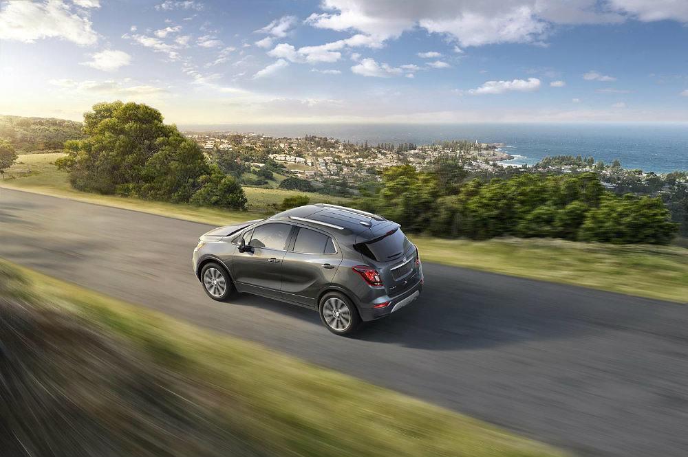 Buick Encore Rocking Small SUV Segment