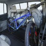2017 Honda Ridgeline Bike Storage