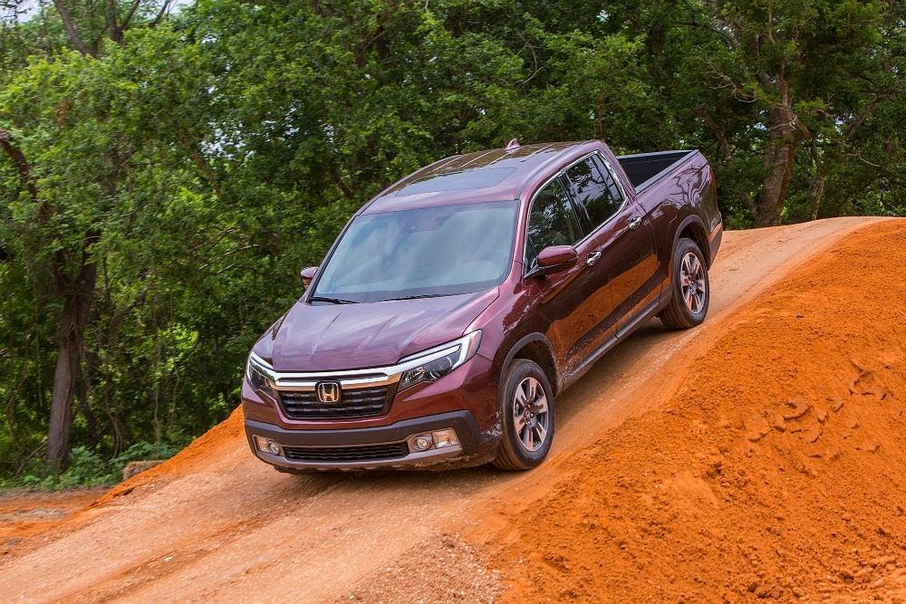 Innovative 2017 Honda Ridgeline OffRoad Photo On Automoblognet