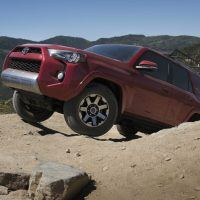 2017 Toyota 4Runner TRD Off-Road Premium Climbing