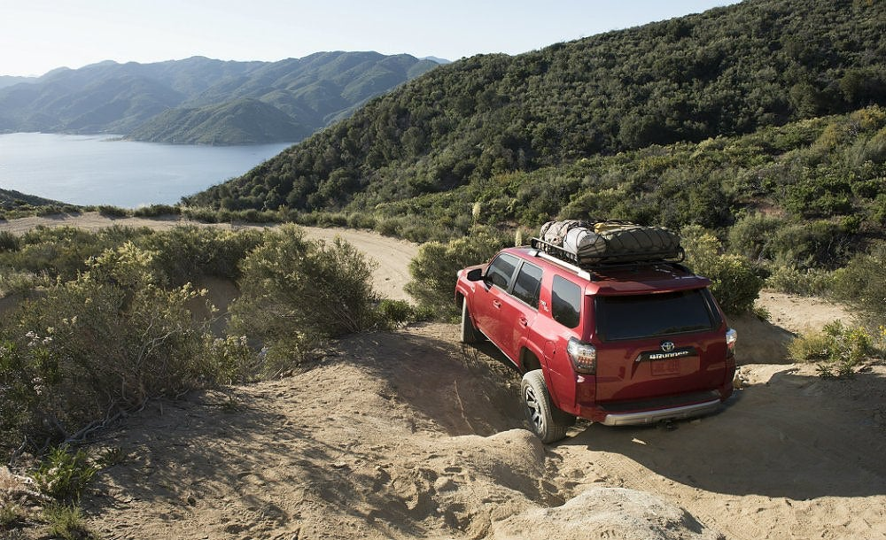 2017 Toyota 4Runner Boasts New TRD Off-Road Packages