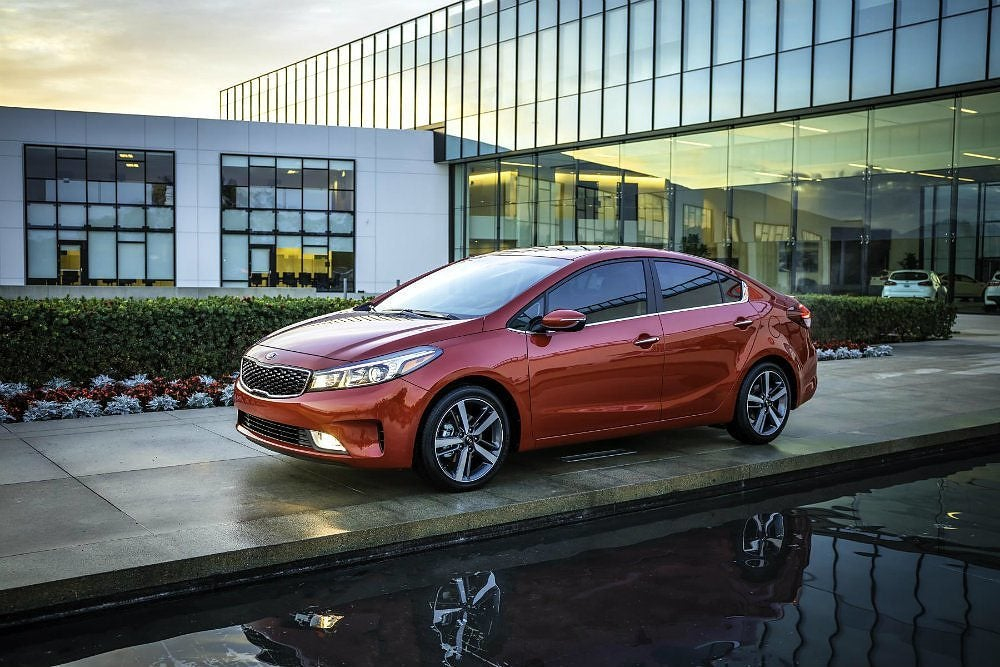 2017 Kia Forte Product Performance Overview