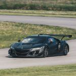 ACURA NSX GT3 Track Time