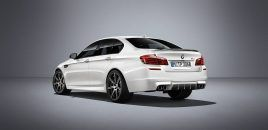 First Look: 2016 BMW M5 Competition Edition (Euro-Spec)