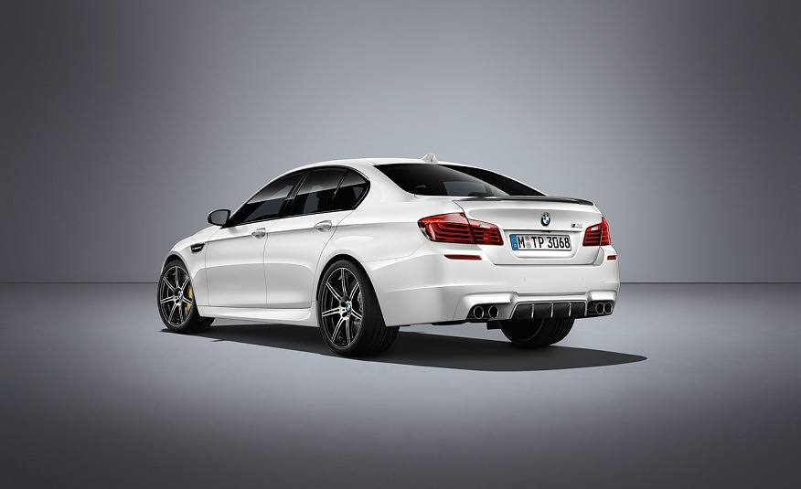 BMW M5 Competition Edition 102