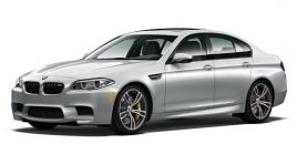 BMW M5 Pure Metal Silver Limited Edition Overview