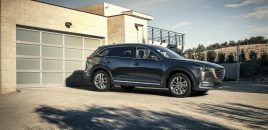 2016 Mazda CX-9 Signature AWD Review