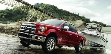 2017 Ford F-150 Lariat EcoBoost