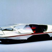 "Making the 512 S look conventional was the 1970 Modulo that debuted at Geneva. Its designer was Paolo Martin, and fellow stylist Filippo Sapino recalled walking into the Pininfarina studios one weekend, where ""it felt like there was a blizzard going on in there"" as shavings from Martin's foam model filled the air as the designer feverishly worked away. Pininfarina archive"