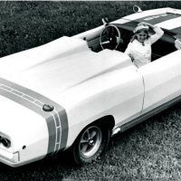 """What fun it must have been to be Elwood P. Engel. For example, if you were Chrysler's vice president of styling and you wondered what a 1968 Charger would look like without a roof, you simply initiated a """"styling experiment"""" with a '68 Charger R/T donor car. The name on the official folder? """"Charger IV El"""" (""""Charger for El[wood]). Hot Rod"""