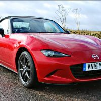 Mazda MX-5. Photo: DriveWrite Automotive