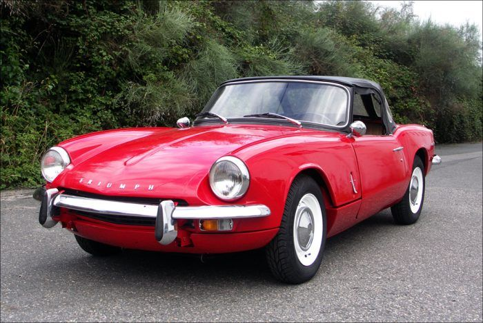 Letter From The UK Triumph_Spitfire-MK3-1970-CC