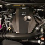 Lexus GS 200t F Sport Engine