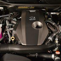 Lexus GS 200t F Sport Engine