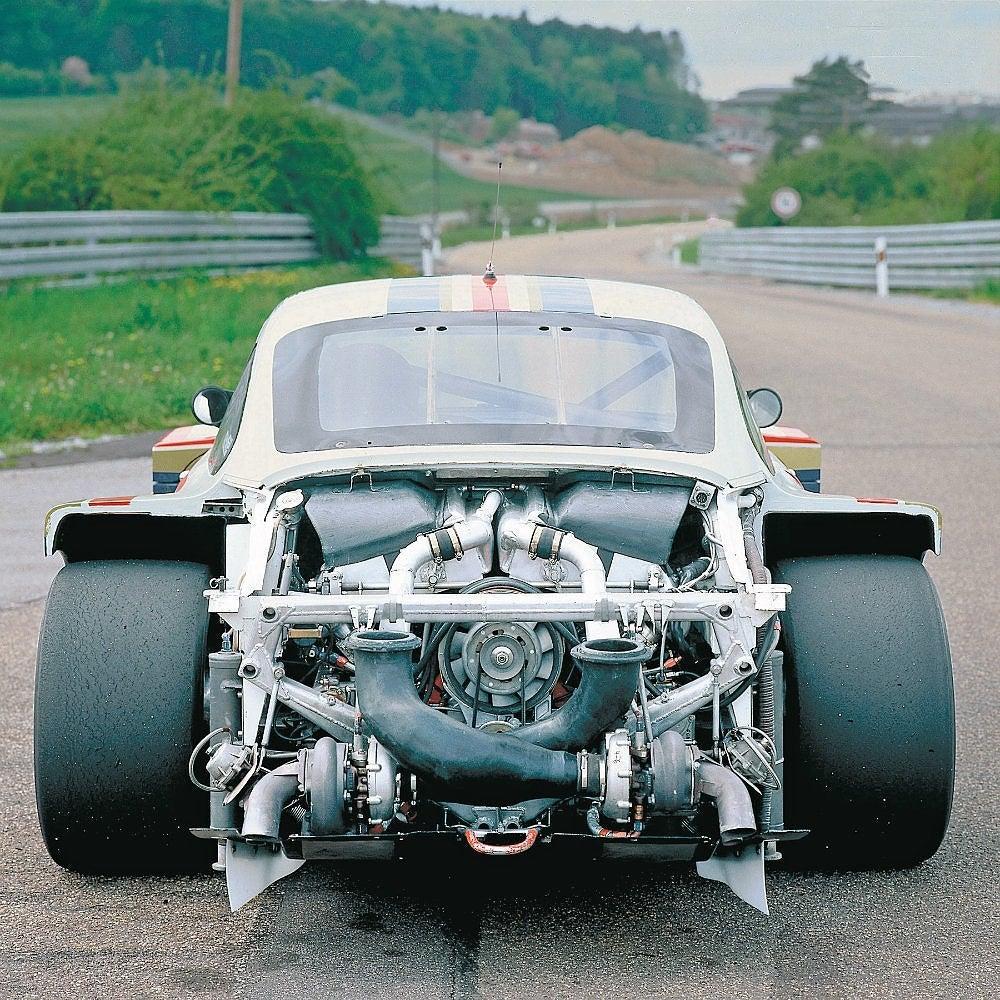 Porsche Turbo PAGE 121
