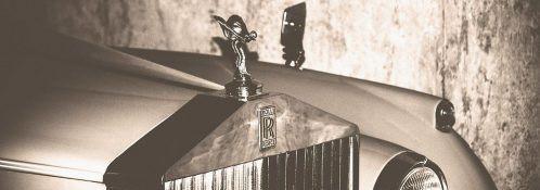 Rolls Royce. Photo: Clem Onojeghuo.