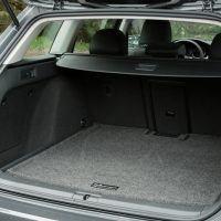 Volkswagen Golf SportWagon Cargo Bay
