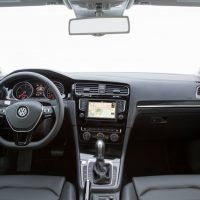 Volkswagen Golf SportWagon Interior