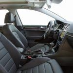 Volkswagen Golf SportWagon Passenger Side