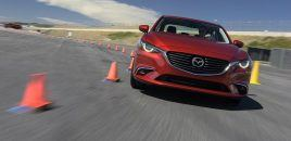 Mazda Debuts New G-Vectoring Control