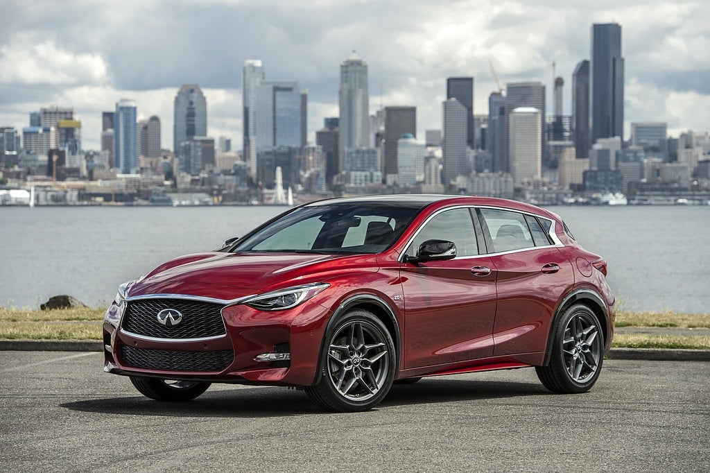 Infiniti QX30 Product & Performance Overview