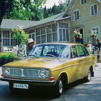 Volvo 144. Photo: Volvo Cars.