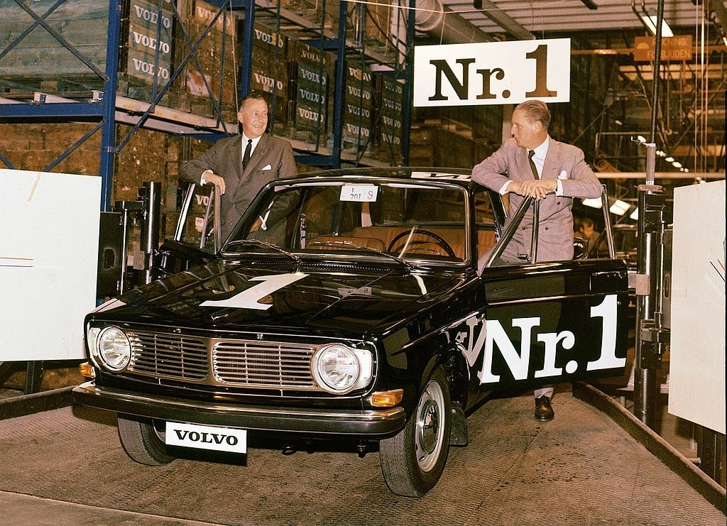 Volvo 140 Series: Manhunts, Milestones & The Million Seller