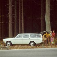 Volvo 142. Photo: Volvo Cars.