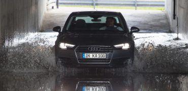 2016 Audi 100th Inka Test