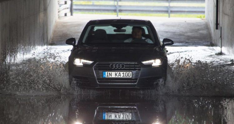 2016 Audi 100th Inka Test