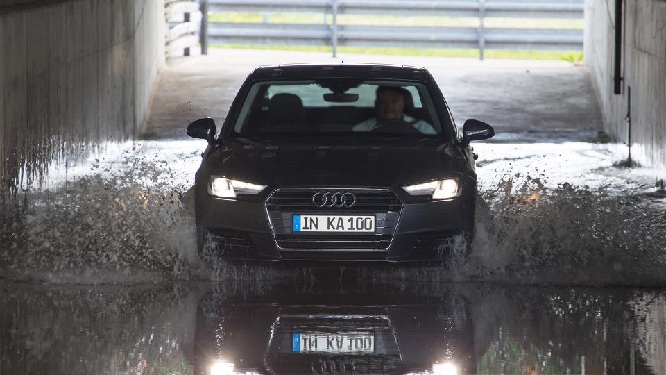 Inside Audi Quality Assurance & The Infamous INKA Testing