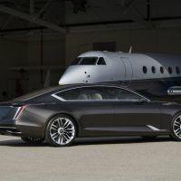 2016 Cadillac Escala Concept Exterior 003