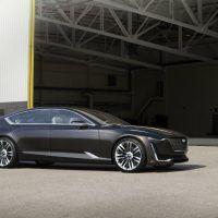 2016 Cadillac Escala Concept Exterior 004