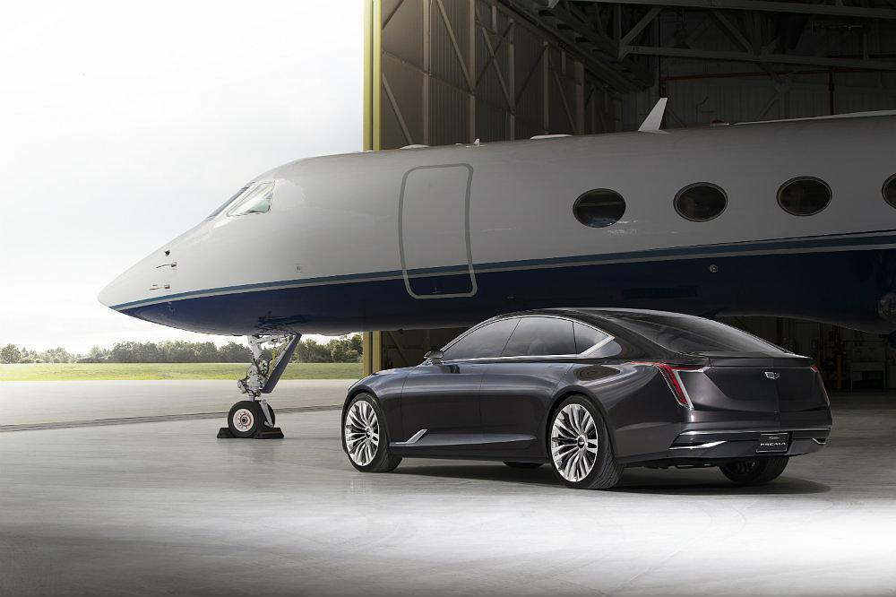 2016 Cadillac Escala Concept Exterior 005 Photo On Automoblog