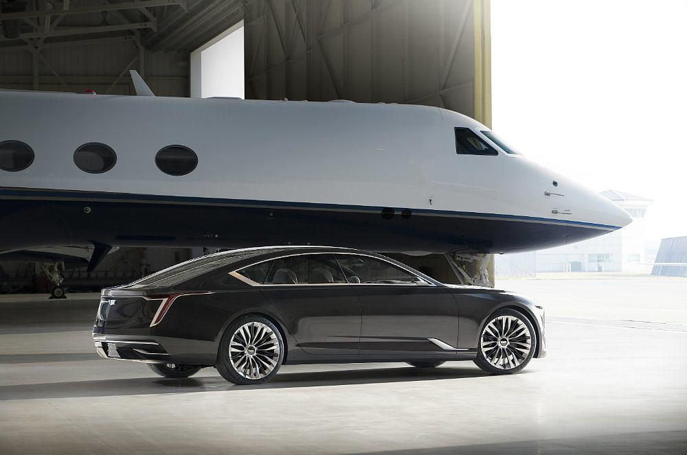 2016 Cadillac Escala Concept Exterior 007