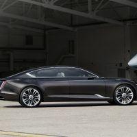 2016 Cadillac Escala Concept Exterior 008