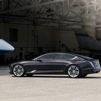 2016 Cadillac Escala Concept Exterior 011