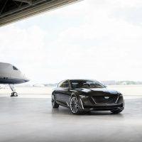 2016 Cadillac Escala Concept Exterior 012