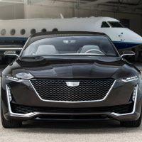 2016 Cadillac Escala Concept Exterior 013